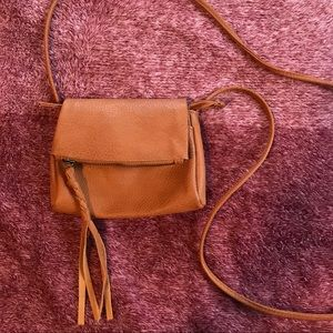 Boho mini shoulder bag